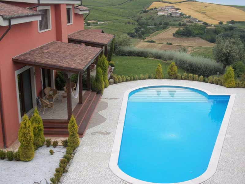 Недвижимость жилая в италии
